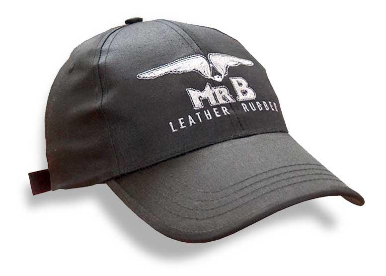 Mister B Baseball Cap - 100 % Cotton