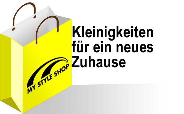 Artikel aus unserem Shop für ein neues Zuhause Mystyleshop Hamburg
